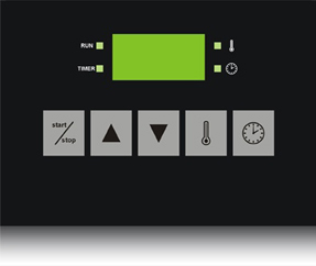 Control for laboratory stoves