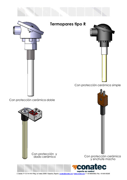 Thermocouples R